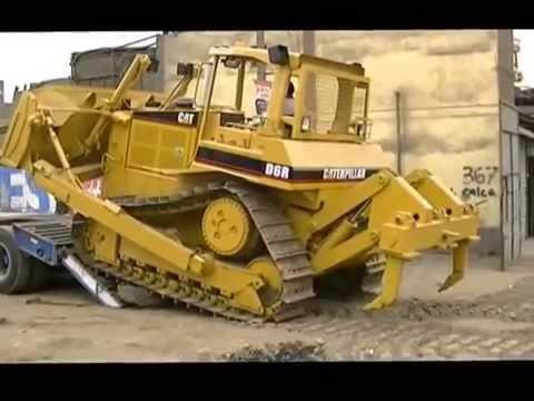 Cargando Tractor de Oruga CATERPILLAR D6R CON RIPPER - INCCA