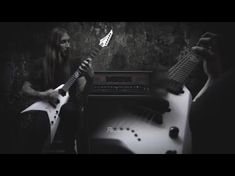 FEARED Lords Resistance Army - Guitar Play Through
