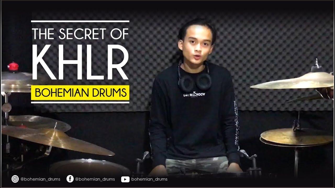 THE SECRET OF KHLR || Bohemian Drums