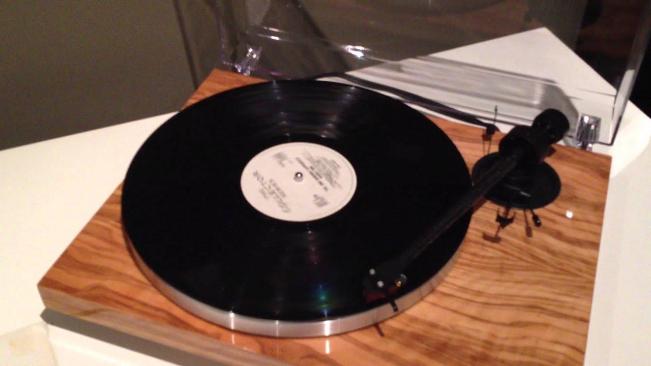 Pro-Ject 1-Xpression Carbon Classic Piano Black