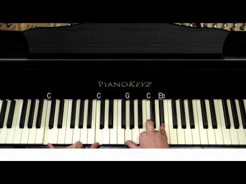 How To Play Titanium (Christina Grimmie Version) On Piano
