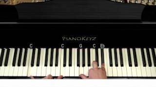 How Play Anium Christina Grimmie Version Piano