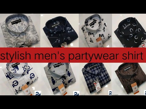 Buy Now Cheapest Price Men's Printed Party Wear Shirt /online Shopping Shirt