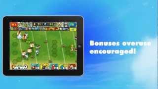 Goal Defense: Gameplay by Dynamic Pixels