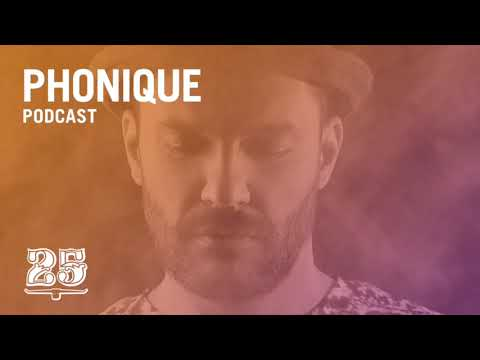 Download Bar 25 Music Podcast #049 - Phonique