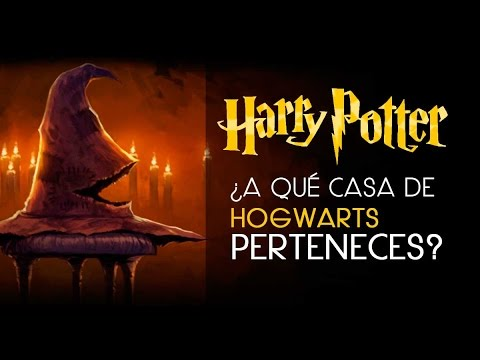 A que casa de hogwarts pertenezco harry potter test youtube - Harry potter casa ...