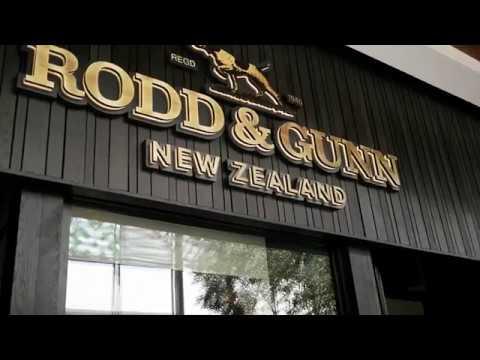 Rodd & Gunn Westfield Century City Store Opening