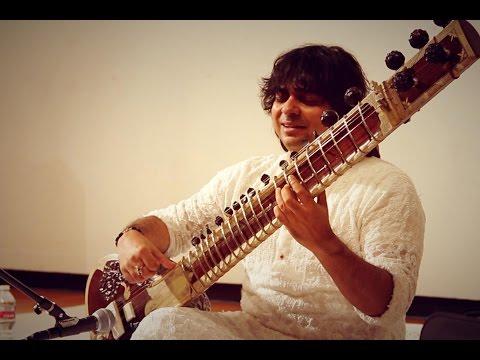 Hindustani Sitar by Maestro Shri Niladri Kumar - Part 1 of 2