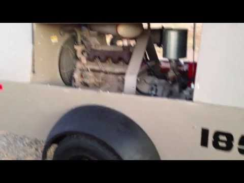 Видео Ingersoll rand lle air compressor