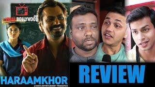 Haraamkhor Public Review | First Day First Show | Nawazuddin Siddiqui, Shweta Tripathi