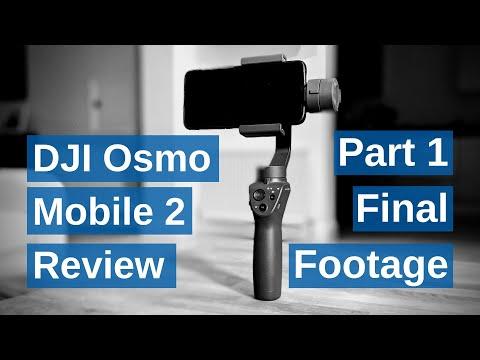 In Depth Analysis of the DJI Osmo Mobile 2