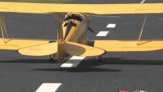 Spotlight: Great Planes® Waco YMF-5D Glow/Gas ARF