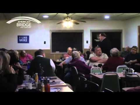 Mike Huckabee on the Duggars, Clinton, IA, 1/12/16