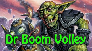 Dr Boom Volley