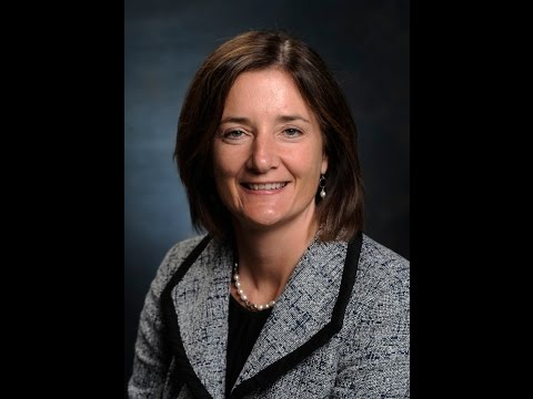 Dr. Mary Hawn, Grand Rounds, 2015, University of Alabama at Birmingham