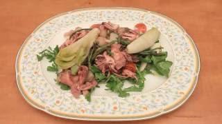 ZEPTER Рецепт: Салат из кальмаров