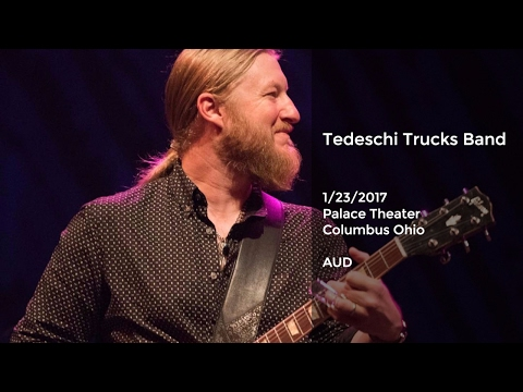Tedeschi Trucks Band Live at the Palace Theater in Columbus, OH - 1/23/2017 Full Show AUD