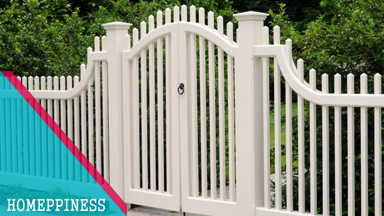 Design For Gate And Fence New design 2017 30 wood gates fence design youtube new design 2017 30 wood gates fence design workwithnaturefo