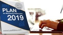 Plan de Marketing Digital 2019 - Plantilla en PDF + Preguntas y respuestas en vivo 🔴