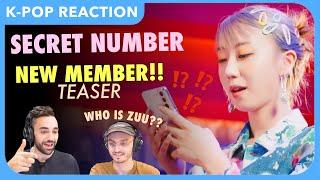 "Secret Number (시크릿넘버) NEW MEMBER | ""Fire Saturday""…"
