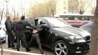 Встать, тварь! захват банды в Хабаровске 14 05 2013 Оперативное видео