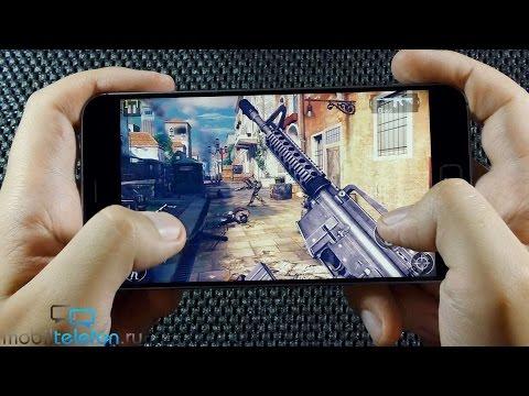 Игры на Meizu MX4 Pro + бенчмарки и как увеличить fps с помощью GLTools (games + benchmarks)