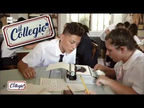 La macchina da scrivere - Seconda puntata - Il Collegio 2