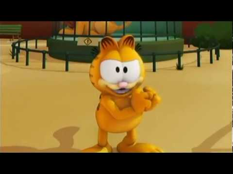 The Garfield Show 102 Orange And Black Freaky Monday Youtube