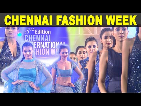 fashion show chennai international fashion week with chennai top models   ore than 30 models from chennai and across india the chennai international fashion week is back . the eighth edition of the annual show is being held at the hotel the residency towers. this year chennai international fashion week also focuses the water problem in chennai    tamil news today    For More tamil news, tamil news today, latest tamil news, kollywood news, kollywood tamil news Please Subscribe to red pix 24x7 https://goo.gl/bzRyDm red pix 24x7 is online tv news channel and a free online tv