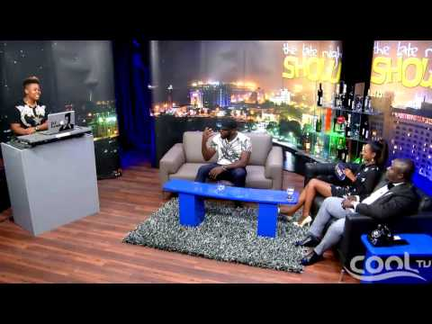 THE LATE NIGHT SHOW - Ayoola Of Project Fame Season 5 (Pt.2) | Cool TV