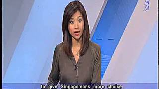 Singapore Channel 5 news 27th March 2015 - ParliamentTribue to Mr Lee Kuan Yew