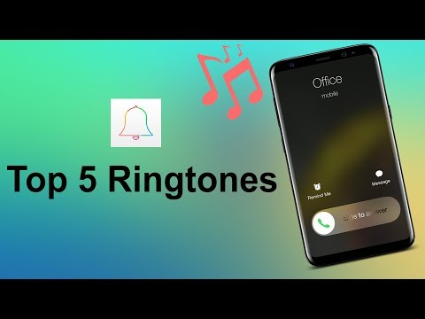 Top 5 Awesome Ringtones 2018 + download links