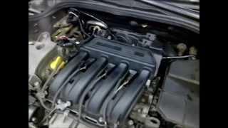 Foctionnement du papillon des gaz motorisé. L'enseignement de la Mécanique Automobile