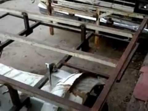 Casa rodante para pobres youtube for Bar rodante de madera