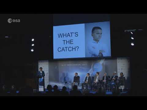 Space Exploration Masters 2017 - Winner Pitch - ESA & Commercial Partners Prize