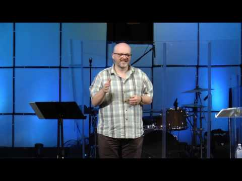 Stephen Hill at Vista Assembly Church, San Diego 2017