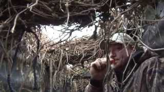 Reelfoot Lake Duck Hunt- Migration Ambush TV Ep 1