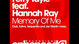 Ferry Tayle feat. Hannah Ray - Memory Of Me (Jan Martin Remix)