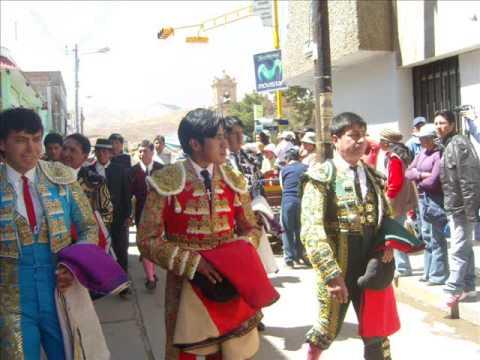 Ayaviri Melgar Costumbre Taurina II -2009 3ra tarde taurina