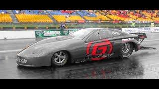 WORLD'S FASTEST AUTO IMPORT GAS RACING 2JZ CELICA 6.02 @ 238 MPH