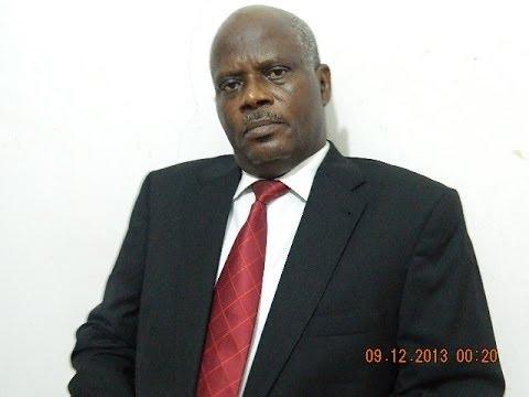 CIIA Charter Holder - Mr Ade Omolehinwa