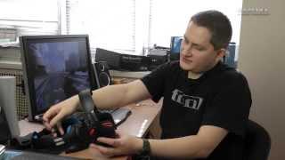 обзор Logitech G230 и Logitech G430