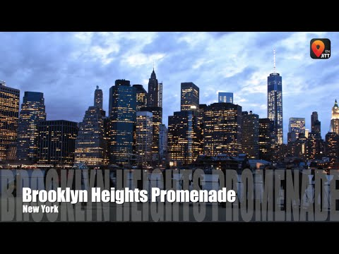 JiTT EN New York - Brooklyn Heights Promenade
