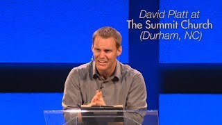 David Platt - How Much God Loves You