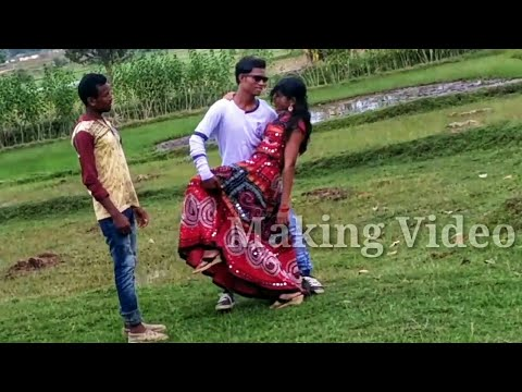New Santali Making Video 2018 | Song Puilu Puilu Dular | Album Puilu Puilu Dular