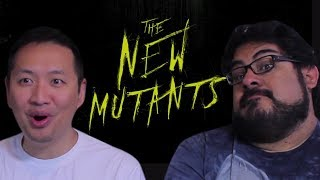 The New Mutants Trailer Reaction and Review