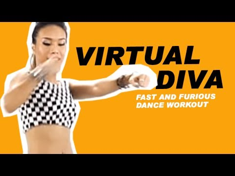 Virtual Diva  Don Omar  Fast and Furious Dance Workout  Zumba® Fitness  Michelle Vo