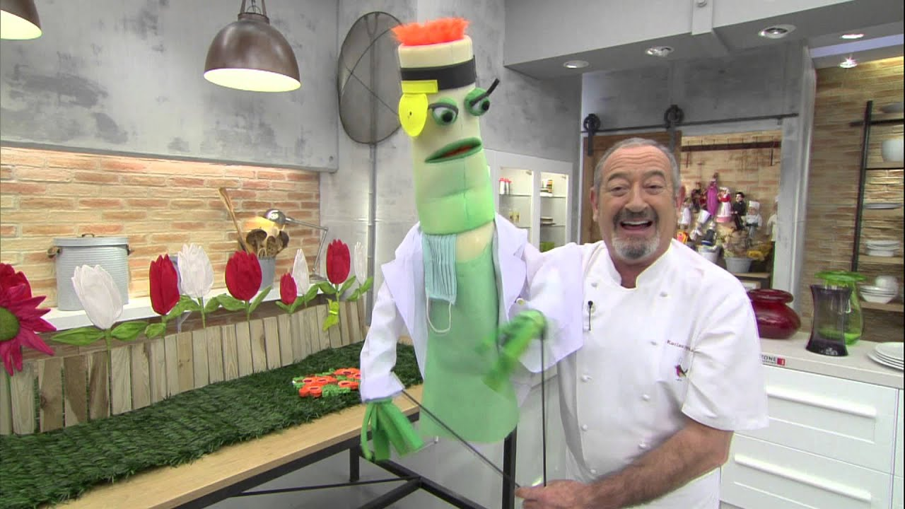 Karlos argui ano en tu cocina en antena 3 internacional for Cocina carlos arguinano
