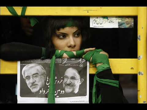 Mousavi = Nejate Iran, Tahrim = Ahmadinejad