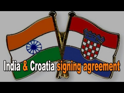 Economic agreement between India & Croatia approved : NewspointTV